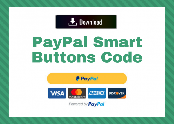 shopify paypal smart buttons on cart page