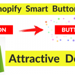 How to Make Buttons to Smart Button in Shopify ? Shows Colourful Bubbles on Hover.